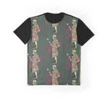 Valentine Agency Graphic T-Shirt