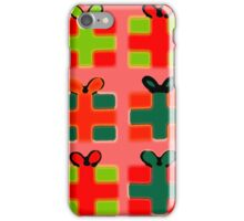 TIME FOR GIFTS iPhone Case/Skin
