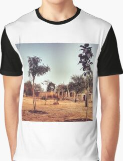 RURAL INDIA Graphic T-Shirt