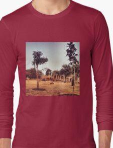 RURAL INDIA Long Sleeve T-Shirt