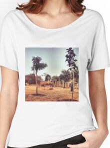 RURAL INDIA Women's Relaxed Fit T-Shirt