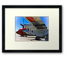 Military Coast Guard, USA  Framed Print