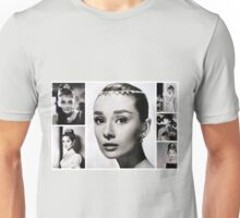 Elegance is an attitude ~ Tribute to Audrey Hepburn Unisex T-Shirt