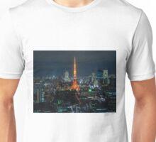 Tokyo Night Unisex T-Shirt
