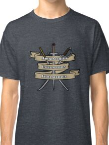Nerdy Tee - Knights of the Cross Classic T-Shirt