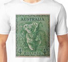 """1937 Australia Koala Stamp"" Unisex T-Shirt"