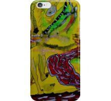 glaring iPhone Case/Skin