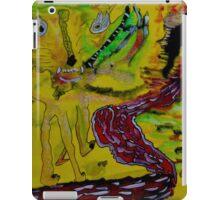 glaring iPad Case/Skin