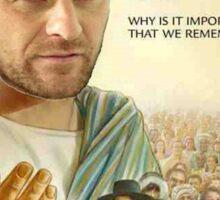 Sean Bean Is Literally Jesus Sticker