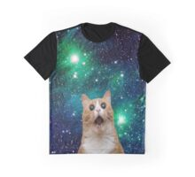 Space Cat!! Graphic T-Shirt