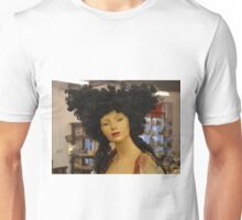 hair woman Unisex T-Shirt