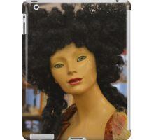hair woman iPad Case/Skin