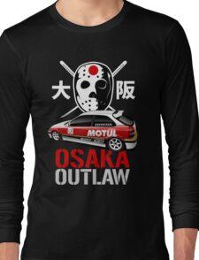 KANJOZOKU - Osaka Outlaw Long Sleeve T-Shirt
