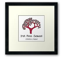 Irish Moss Framed Print