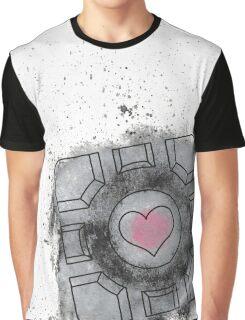 Portal Inspired art Graphic T-Shirt