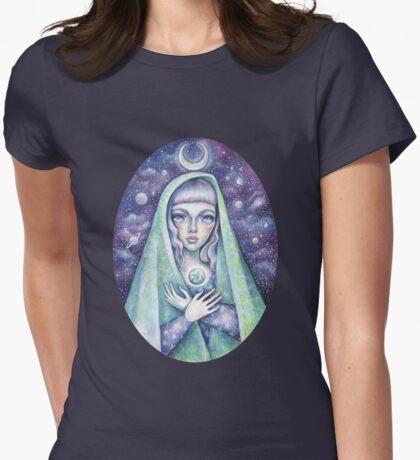 Caretaker  Womens Fitted T-Shirt