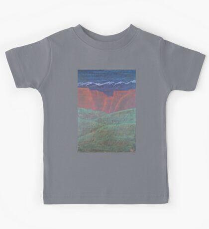 Red Rock Landscape Kids Tee