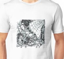 Web of Eyes Unisex T-Shirt