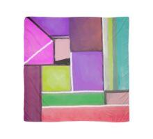 Color blocks Scarf