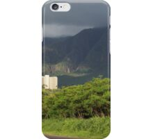 Mountains of Oahu iPhone Case/Skin