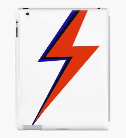 ZIGGY BOLT iPad Case/Skin