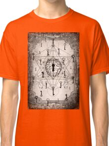 Keys to the subconscious mind Classic T-Shirt