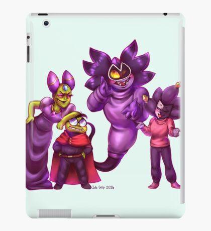 Mario RPG Villains iPad Case/Skin