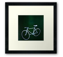 fixed bianchi Framed Print