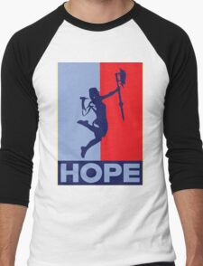 Buffy is Hope! Men's Baseball ¾ T-Shirt