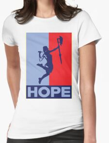 Buffy is Hope! Womens Fitted T-Shirt