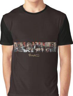 Tarantino Stuff Graphic T-Shirt