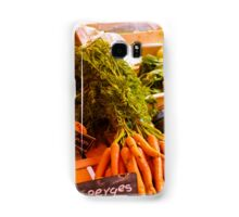 French Vegetables Samsung Galaxy Case/Skin