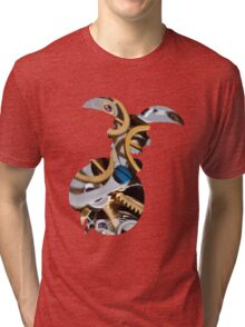 Magearna used ??? Tri-blend T-Shirt