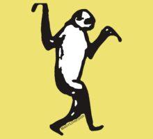 Man V Liver Sloth Kids Tee