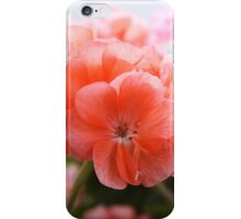 Pink Fowers iPhone Case/Skin