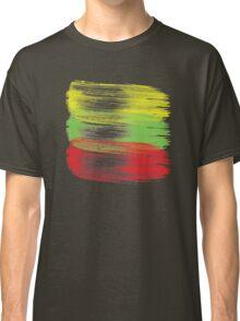lithuania flag lithuanian Classic T-Shirt