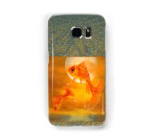 Leaping Fish Samsung Galaxy Case/Skin