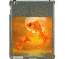 Leaping Fish iPad Case/Skin