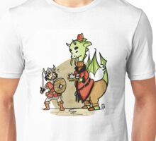 Billy the Domesticated Dragon Unisex T-Shirt
