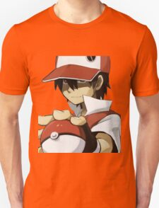 PKMN TRAINER RED T-Shirt