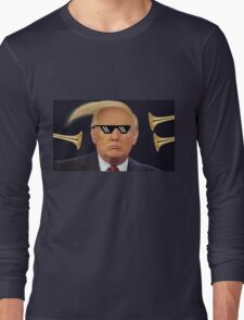 Donald has TRUMPS Long Sleeve T-Shirt
