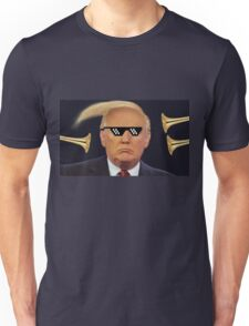 Donald has TRUMPS Unisex T-Shirt
