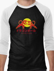 Adventures of Goku and Krillin Men's Baseball ¾ T-Shirt