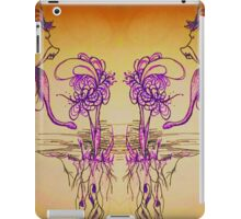 Flower Eater iPad Case/Skin