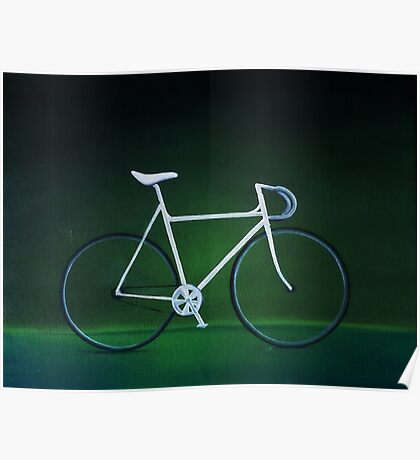 fixie cinelli Poster