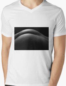 Bodyscape Mens V-Neck T-Shirt