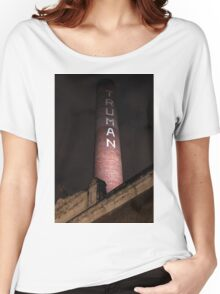Truman Chimney in Brick Lane Women's Relaxed Fit T-Shirt