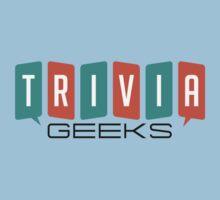 Trivia Geeks SWAG - Light Colors Baby Tee