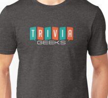 Trivia Geeks SWAG - Dark Colors Unisex T-Shirt