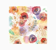 Watercolor Flowers Classic T-Shirt